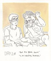 A Holiday Case: Day 2# by ProfDrLachfinger