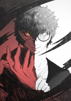 Persona 5: Rehalibitated by MikaelHankonen