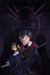 Dishonored 2 by zetallis