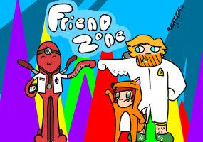 Friendzone 2 by AlmightyCorkz
