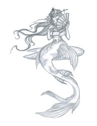 Mermay Day 7 by Faithful-Imagination