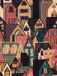 House Pattern by stephillo