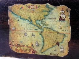 FREE STOCK, Map Box Close Up by mmp-stock