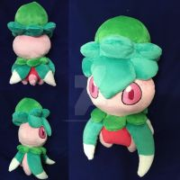 Fomantis Custom Plush