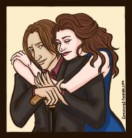 Rumbelle by CamiKingst