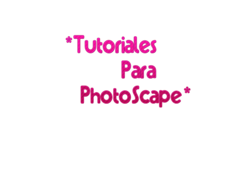 Tutoriales by JulieEdiitions
