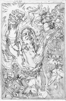 GreenLantern#10 page 20 by pansica