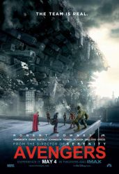 The Avengers - Inception Style (Version 2) by tclarke597