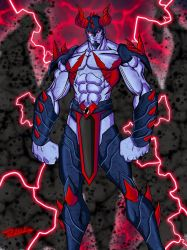 Darkness: The Father of Batking  by Azreal2156