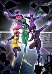 Movie Director Sentai by Lysergic44