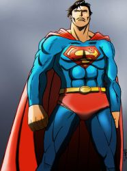 Man of Steel by TurboTails06