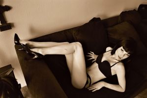 I LOVE BETTIE by candeecampbell