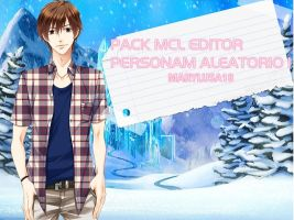 PACK PERSONAGEM-MCL EDITOR by Marylusa18