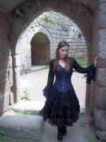 Celtic gothic stock 02 by Fiannart