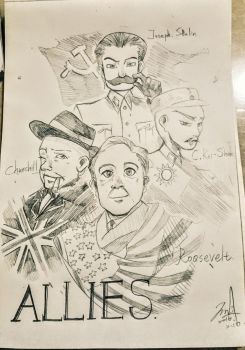 Allies by YinXiang