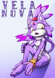 Magazine - Blaze The Cat by Deimonday