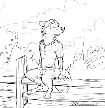A Lovely Day - by Temiree by DrummerMax64