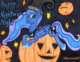 Happy Nightmare Night by The1King