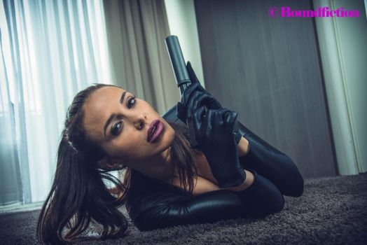 Girls with Guns by Boundfiction