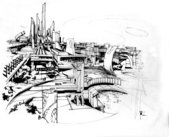 Future City Design by Eyth