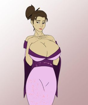 Annie's lovely dress by Grenholt