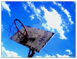 Basketball by lilith60606