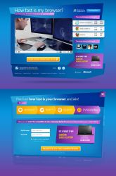 MS Dare Your Browser by bratn