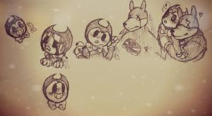 ~.: Bendy And The Ink Machine :.~ by Infinity-Max