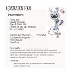 Ally's Info by SoulsofTheDoomed