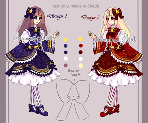 {CLOSED TY!|Point Auction|} Golden Bell by Luminosity-Shade