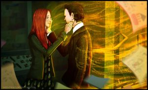 Raggedy Man, Good Night by Satine-Black