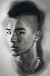 Tae Yang by gluttonpig