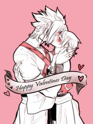 [VALENTINES SKETCHES] Terraqua_ Kingdom Hearts by MMHinman