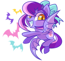 Sweet Nothings Chibi by Wicklesmack