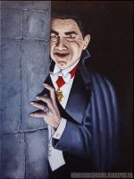 Count Dracula by vonblood