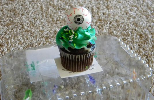 monster cupcake 2 by Gothicmamas-stock