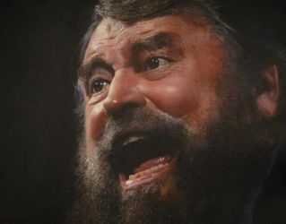 Brian Blessed by garydenny
