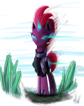 Scarlet's Story by Fuzon-S