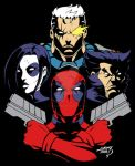 X-Force Rhapsody 2018 by LucasAckerman