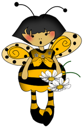 Bumble Bee Ragdoll by Pippyiongstocking