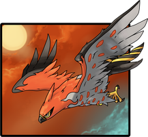 663 - Talonflame
