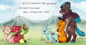 Collecting Bugs by Blusagi