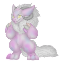 CottonCandy Wickerbeast Request by TropicaIDeer