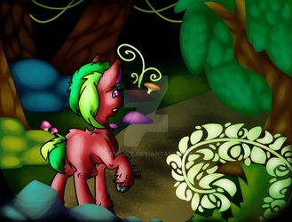 The Everfree by sgwhite