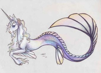 Almaricorn by who-stole-MY-name