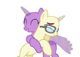 Mlp Base:Hugs :33 by teoflory3