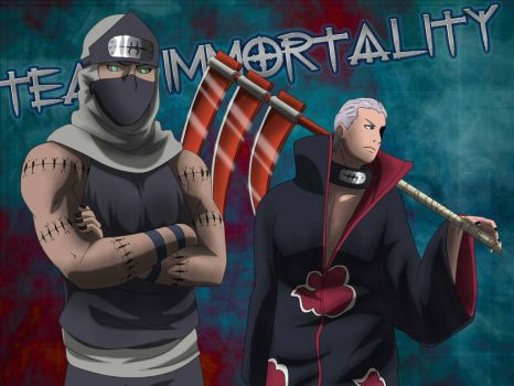 Team Immortality by LordSecond