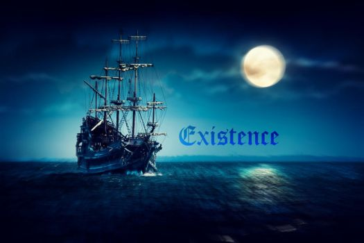 Existence  by Mnemosyne-Mapple