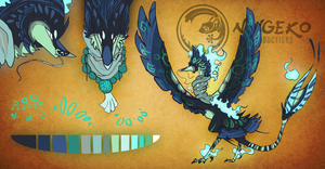 Wicker-wing custom +species info by NinGeko