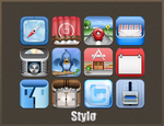 Stylo theme by ArKaNGL300
